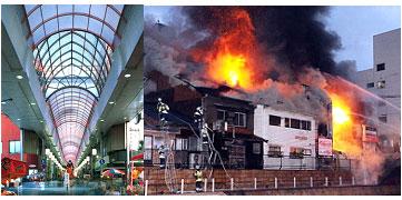 福岡上川火災