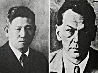 尾崎秀実とリヒャルト・ゾルゲ