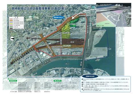 長崎駅区画整理
