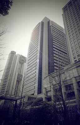 三菱重工業 本社ビル
