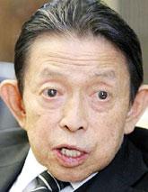 西岡参院議長怒る 東電社長 呼び...