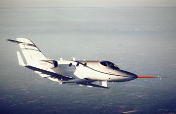 ホンダ 小型ビジネスジェット機