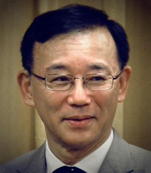 谷垣自民党総裁