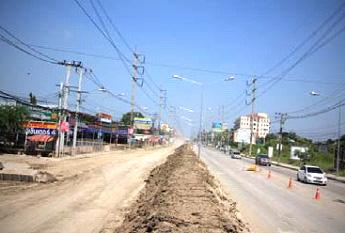 タイ 洪水