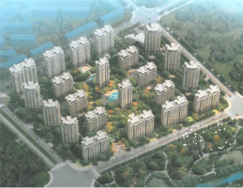 上海市 分譲住宅開発