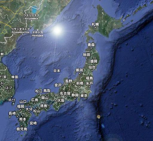 日本列島 晴々