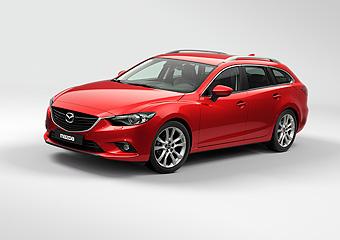 新型「Mazda6」ワゴン