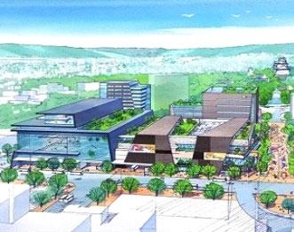 熊本交通センター再開発