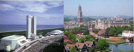 <シーガイアとハウステンボス>九州バブルの象徴の両施設