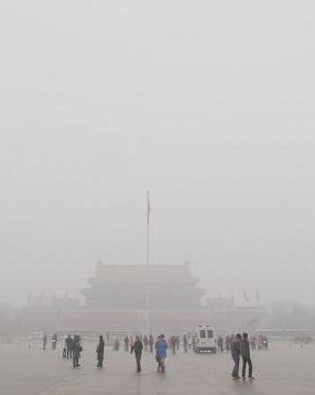 中国 PM2.5
