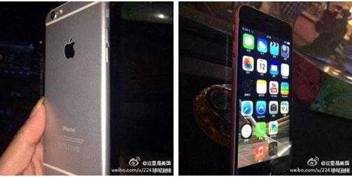 販売開始された模造品の「iPhone6」