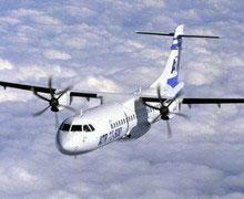 ATR72型機