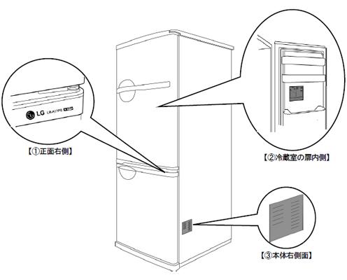 LG製冷蔵庫