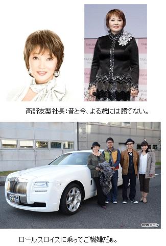 高野友梨社長:昔と今、よる歳には勝てない。