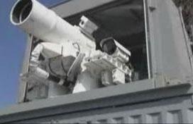 米軍 レーザー