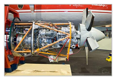 PW127B型エンジン