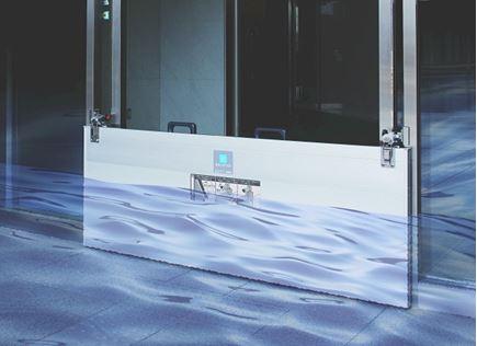 アルミ製「BX止水板