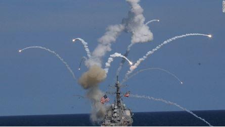 米駆逐艦 事故