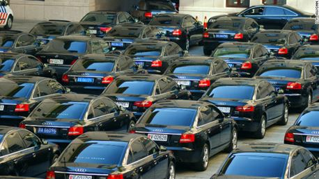 中国の「軍事パレード」