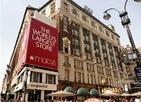 米大手百貨店「メイシーズ=Macy's」