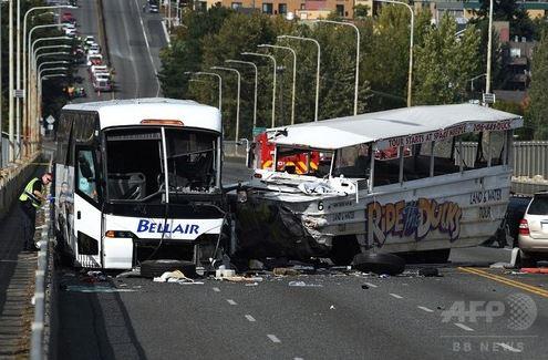 シアトル バス事故
