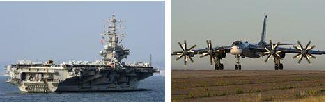 アメリカ空母