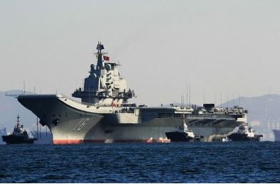 中国遼寧型第2の空母製造