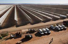 世界最大級の太陽光集光型熱発電(CSP)2ギガW