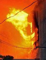 「秋田プライウッド」工場で火災