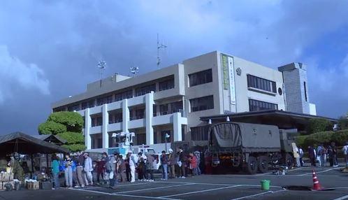 熊本地震 自衛隊