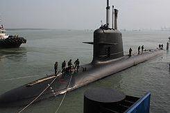 スコルペヌ型潜水艦S-80