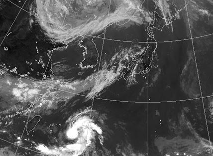 台風12号」