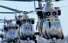 韓国武装ヘリ「スリオン」(KUH1)