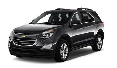 新型Chevrolet Equinox