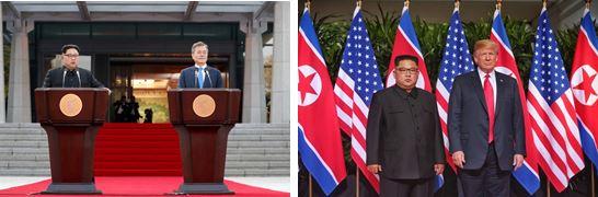 トランプ 北朝鮮