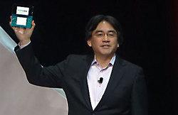任天堂 岩田社長のサムネイル画像
