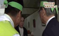 NHKで選挙違反