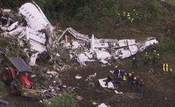 コロンビア 飛行機事故